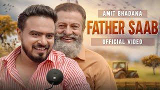Father Saab Lyrics in Hindi Amit Bhadana
